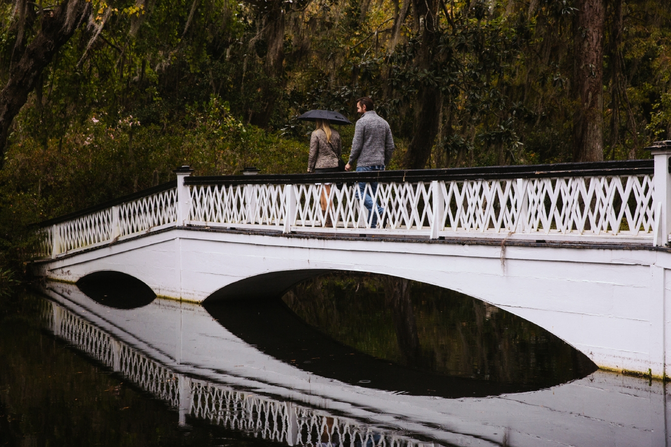 "Magnolia Plantation and Gardens  ""Travel and Leisure"" named Charleston, SC as the Most Romantic City in the United States and after traveling there we'd have to agree. From romantic carriage rides to rooftop bars and beautiful Magnolia Plantation and Gardens we found our 5 Most Romantic Spots in the most Romantic City. (Image: Joshua Lewis / Seattle Refined)"