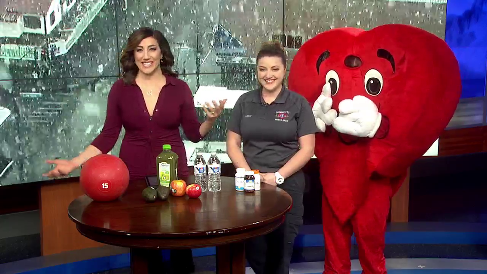 Get healthy for National Heart Health Awareness Month