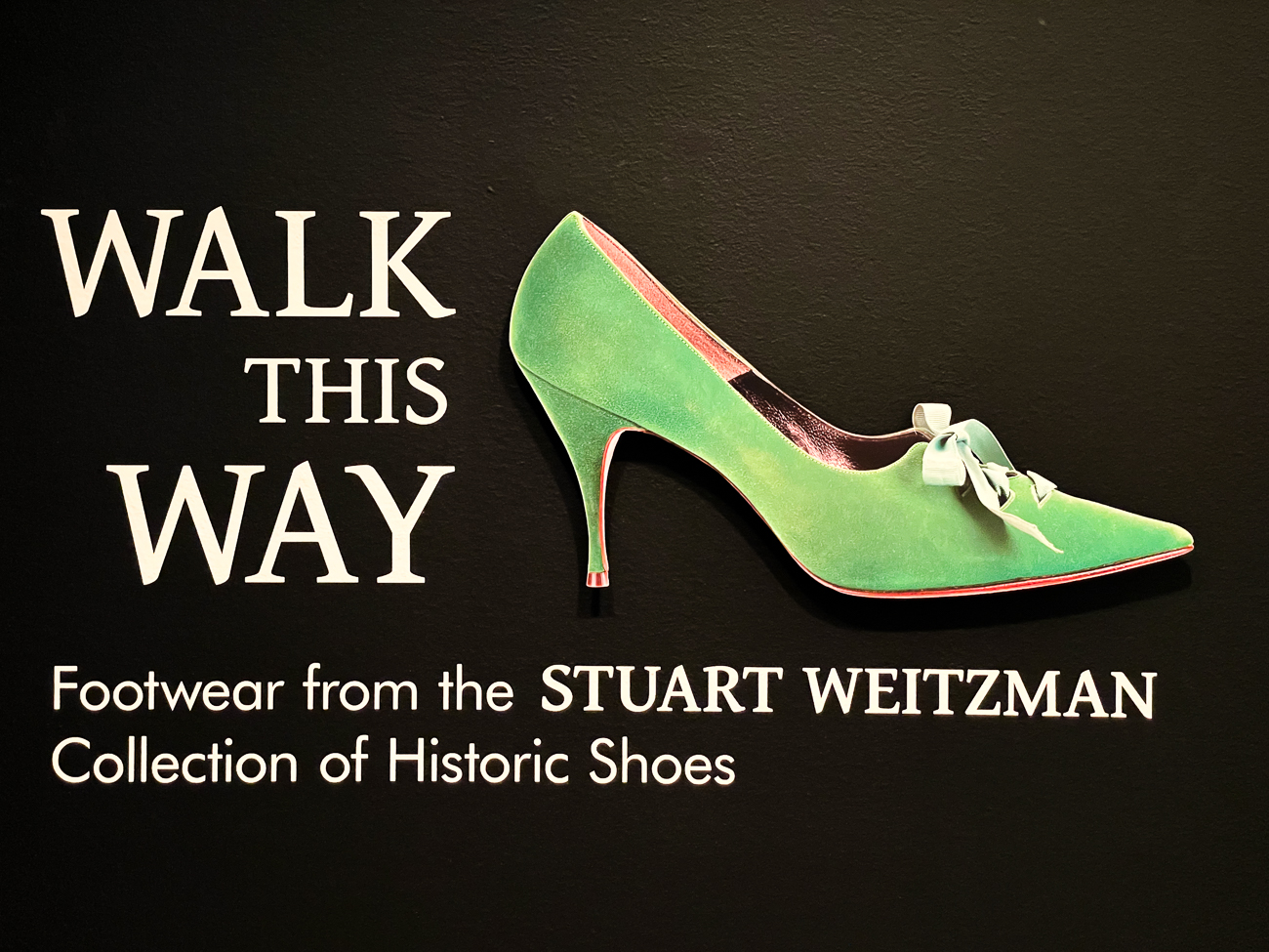 "Walk This Way is on view February 27–June 6, 2021 in the Fifth Third Gallery. For more information and to plan your visit, check the{&nbsp;}<a  href=""https://sinclairstoryline.com/www.taftmuseum.org/exhibitions/walkthisway"" target=""_blank"" title=""www.taftmuseum.org/exhibitions/walkthisway"">website</a>. / Image: Phil Armstrong, Cincinnati Refined // Published: 3.1.21"