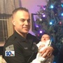 Uxbridge officers save baby who stopped breathing