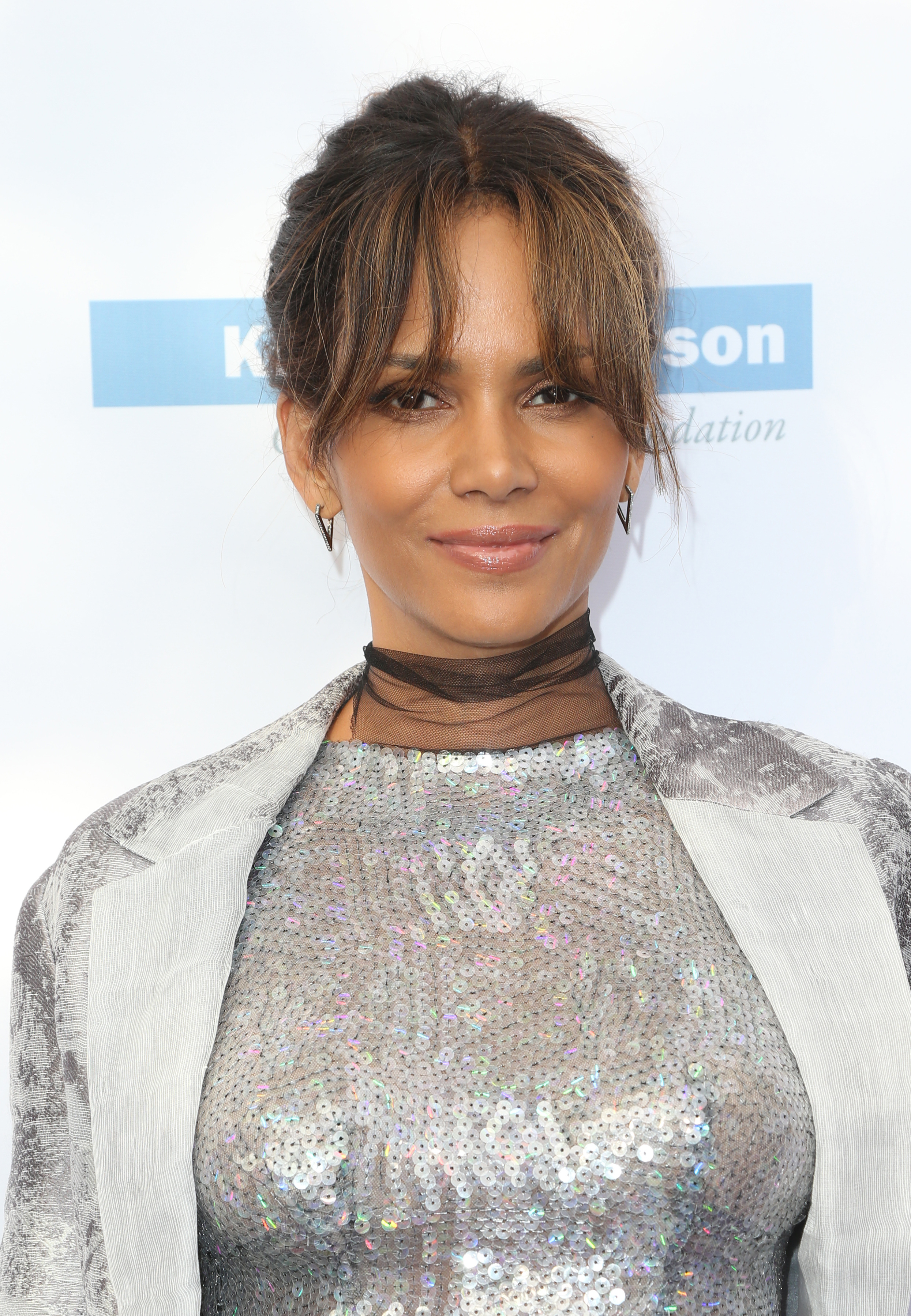 16th Annual Chrysalis Butterfly Ball - Arrivals  Featuring: Halle Berry Where: Brentwood, California, United States When: 04 Jun 2017 Credit: FayesVision/WENN.com