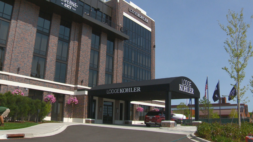 Lodge Kohler gives preview of luxury hotel before grand opening   WLUK