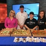 National Pizza Day with Smiling with Hope Pizza
