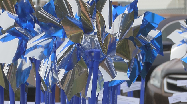 Pinwheels used to bring attention to sexual assault, child abuse in Yakima County