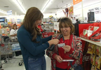 Grandmother of five will 'Share the Joy' of Christmas presents with Big Lots gift card!