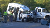 Truck driver at fault in accident killing 13 seniors returning from church retreat