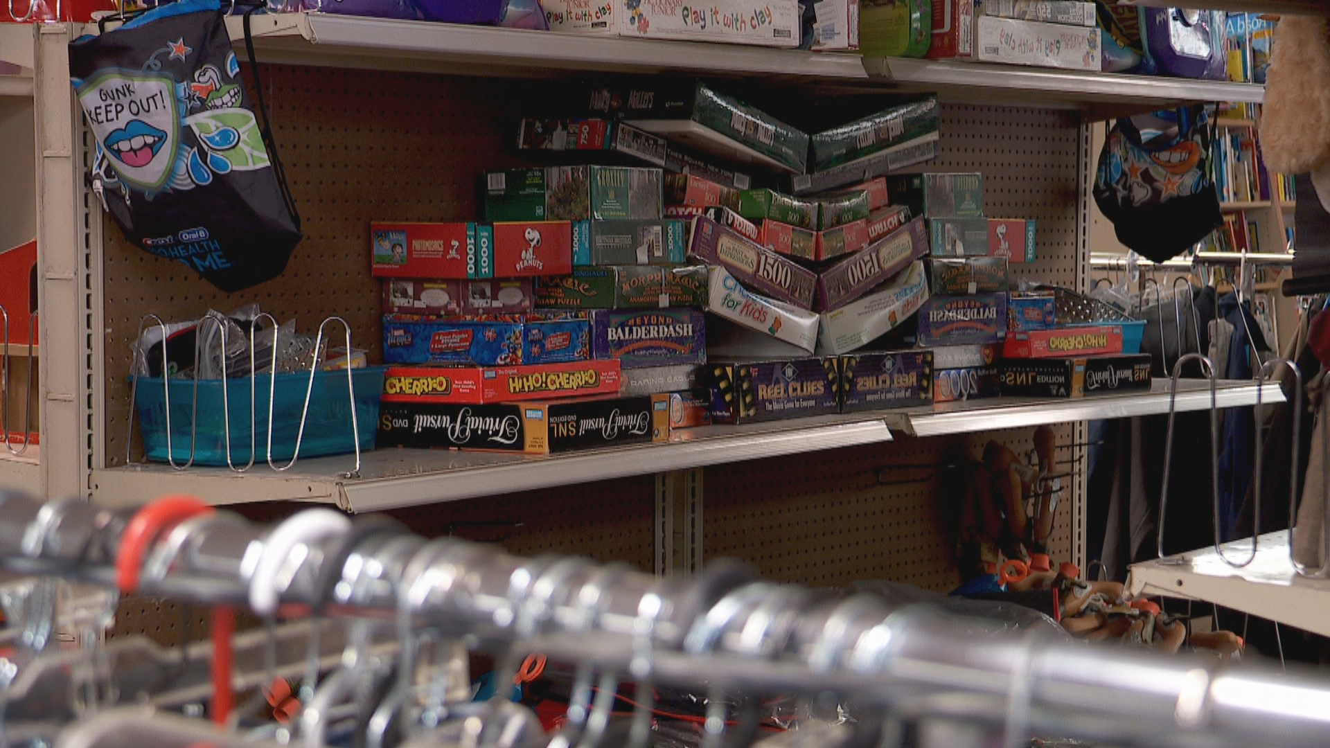Inside the Story: Utah County thrift store offers helping hand to those in need (Photo: KUTV)