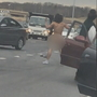 Police ID man who stripped naked on Va. roadway after he crashed car, assaulted driver