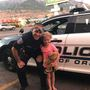 Brief exchange with Orem officer results in social media search, find and birthday gift