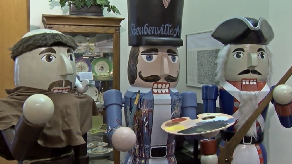 Nutcracker Village expanding this year | WTOV