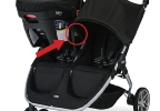 2-Britax B-Agile double stroller in travel system mode.jpg