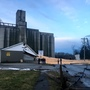 10,000 tons of corn spilled after silo collapse in New Carlisle