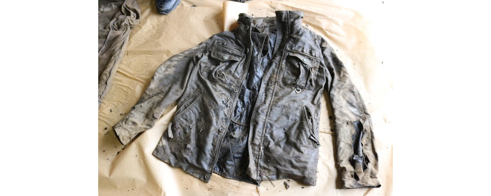 Do you recognize these clothes? Police asking for help identifying bound found in river