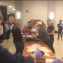 Students make 1000 pizzas to feed Toledo