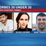 2 Johnstown natives named to Forbes 30 Under 30 list