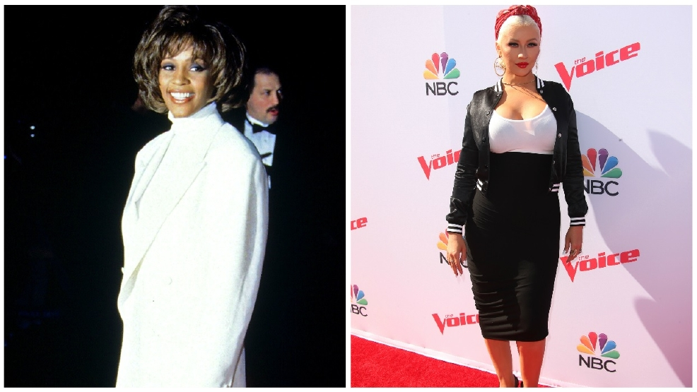 A hologram Whitney Houston axed from 'The Voice' finale