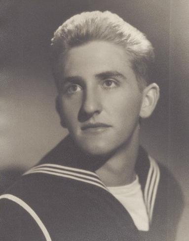 Thomas S. Monson joined the United States Naval Reserve and anticipated participating in World War II in the Pacific theater. (Photo: MormonNewsroom.org)<p></p>