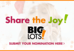 Share the Joy Nomination