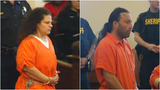 Mother, step-father accused in Seneca Falls boy's death plead not guilty