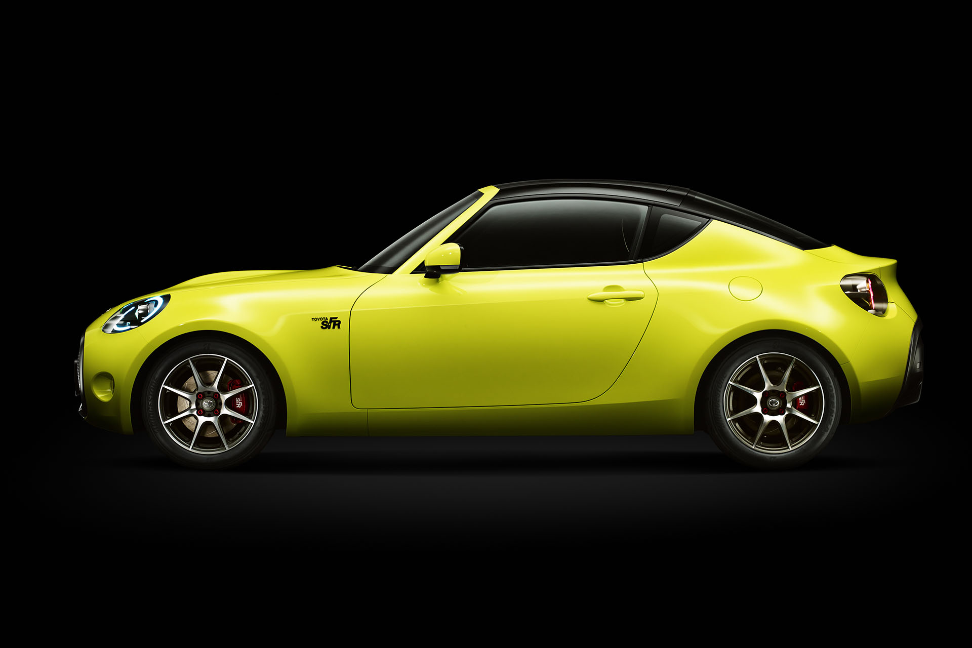 toyota previews new entry level sports car with s fr concept news