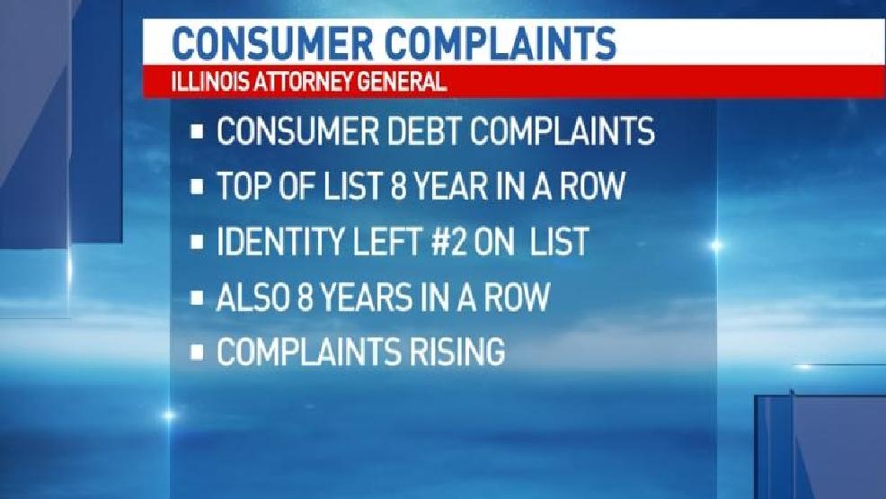 Illinois Ag Releases Top 10 Consumer Complaints List