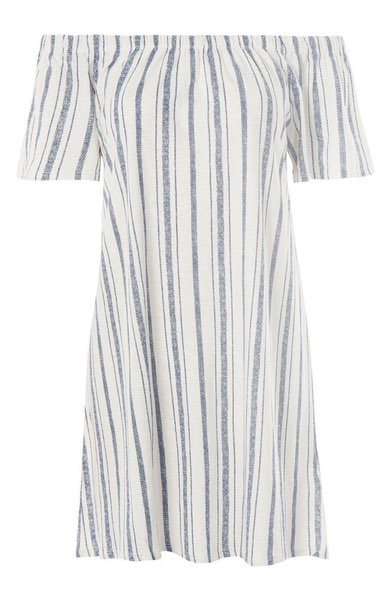 Topshop Bardot Stripe Dress ($45). It's time to celebrate Momma.  Here is our Nordie's gift guide for items under $50! (Image: Nordstrom)
