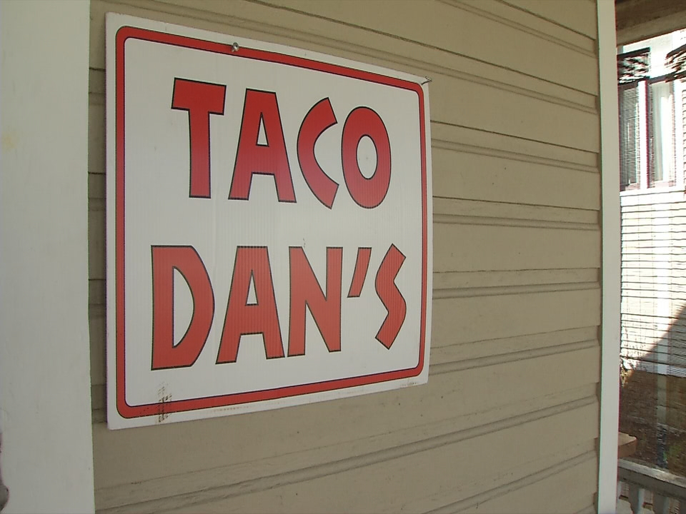 Taco Dan's in Granville is the Clean Plate Award winner. (WSYX/WTTE)