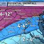 Snow expected for most of the day around the DMV