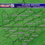 Rain leads to flood potential this weekend