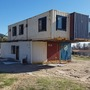 Utah couple builds house out of shipping containers