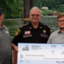 Brooke County Sheriff's Office has new dock, thanks to local marine boat dock company