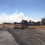 Firefighters: Lawnmower caused 1500 acre fire in Finley