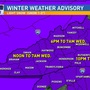 Winter Weather Advisory expanded