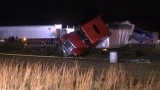 UPDATE: I-71 reopens in Grove City after overnight semi crash