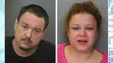 Couple charged for stabbing death of DeWitt man in December