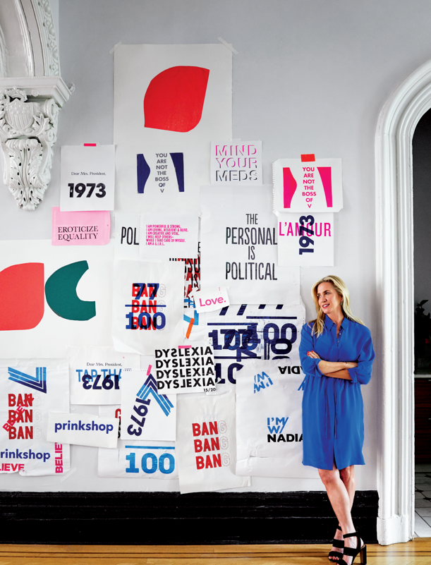 NYC-based Prinkshop was founded by Kate Spade and Jack Spade founding partner Pamela Bell (Prinkshop)