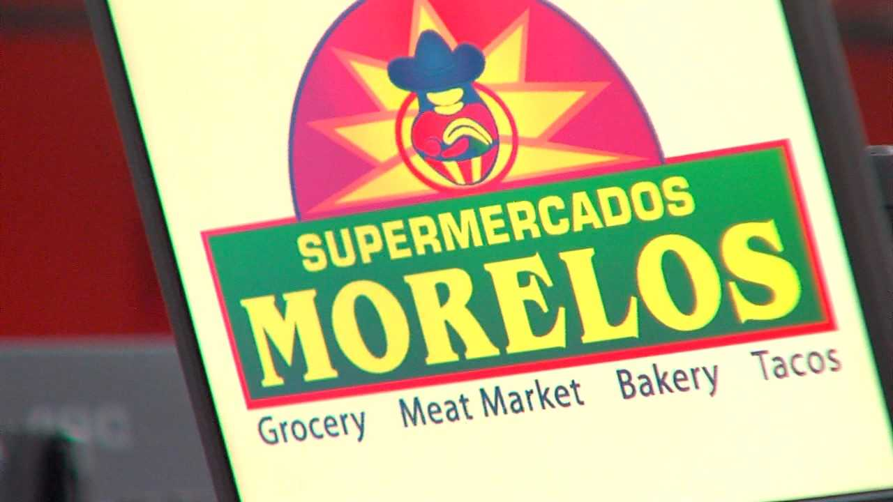 A new grocery store has opened on the corner of Pine and Harvard. (Clemmer/KTUL){&amp;nbsp;}<p></p>