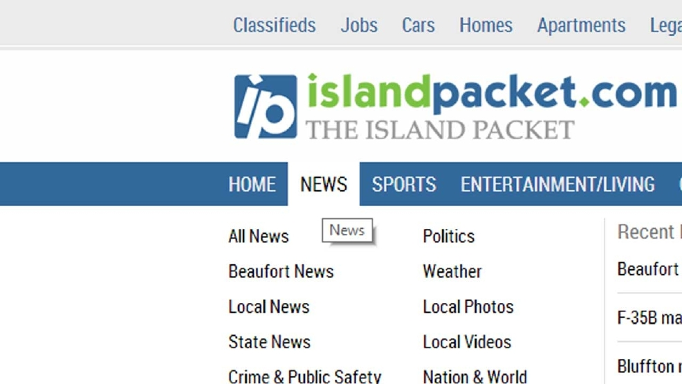 Island Packet Executive Editor McAden Retires