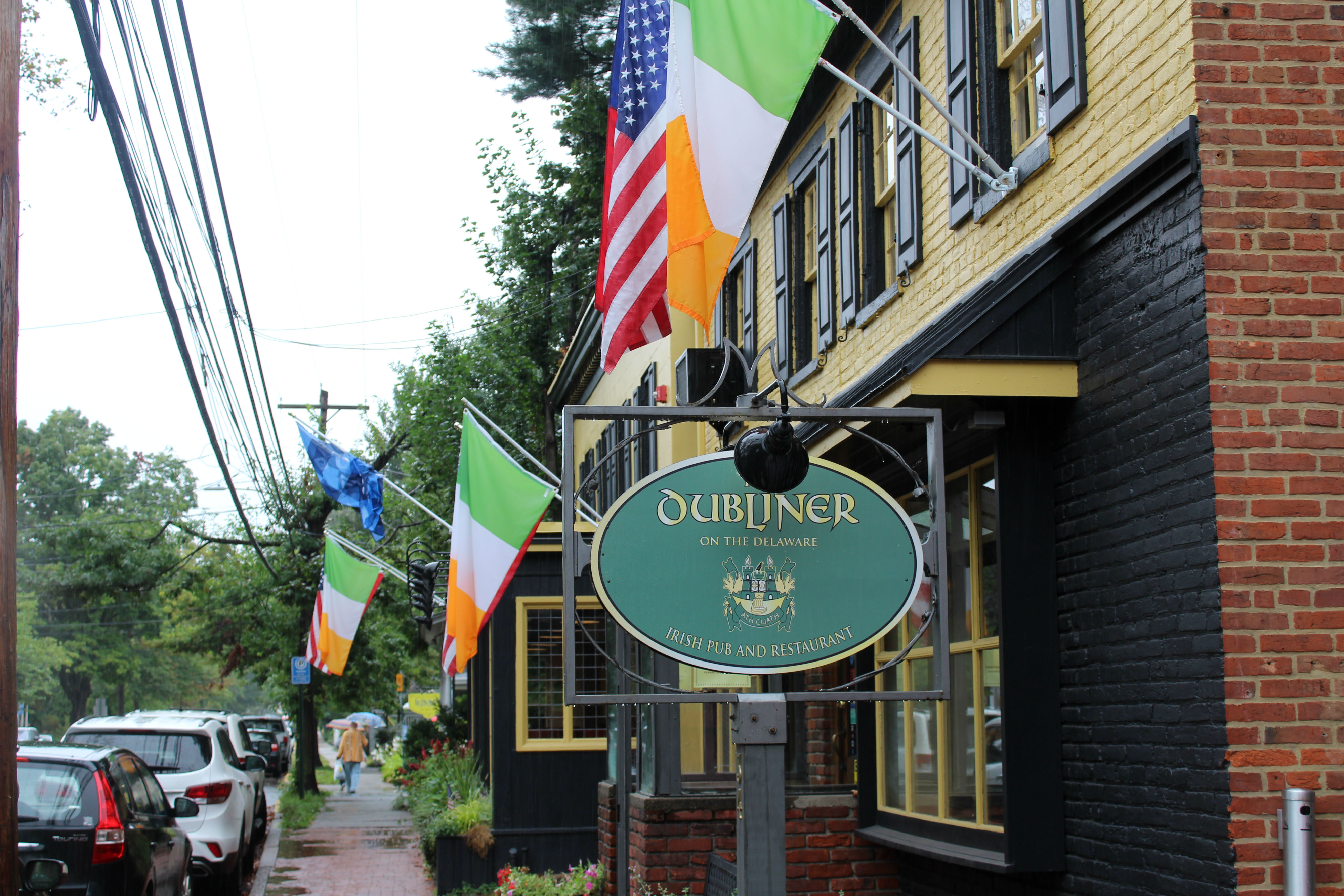 Stop by The Dubliner on the Delaware for some good beer and Irish pub fare.{&nbsp;}(Image: Julie Gallagher)<p></p>