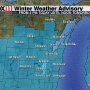 Storm Watch: Winter Weather Advisory starts this afternoon