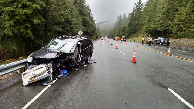 19-year-old Milwaukie man killed in Highway 26 crash, police say alcohol may be factor