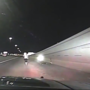 Watch: With seconds to spare, troopers save woman running on interstate