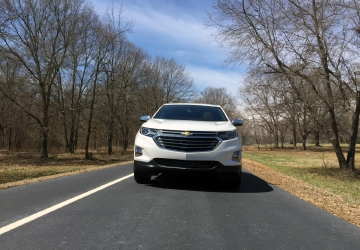 2018 Chevrolet Equinox: Nice balance between function, up-level features [First Look]