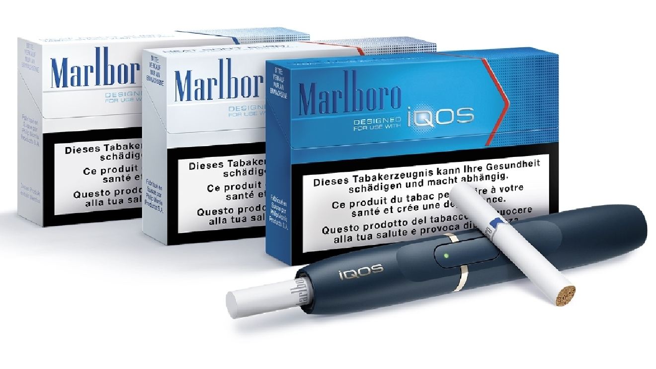 Heard of heeting? Marlboro looks to quit cigarettes and ...