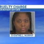 Police: Spartanburg woman charged for striking son who didn't get her a Mother's Day card
