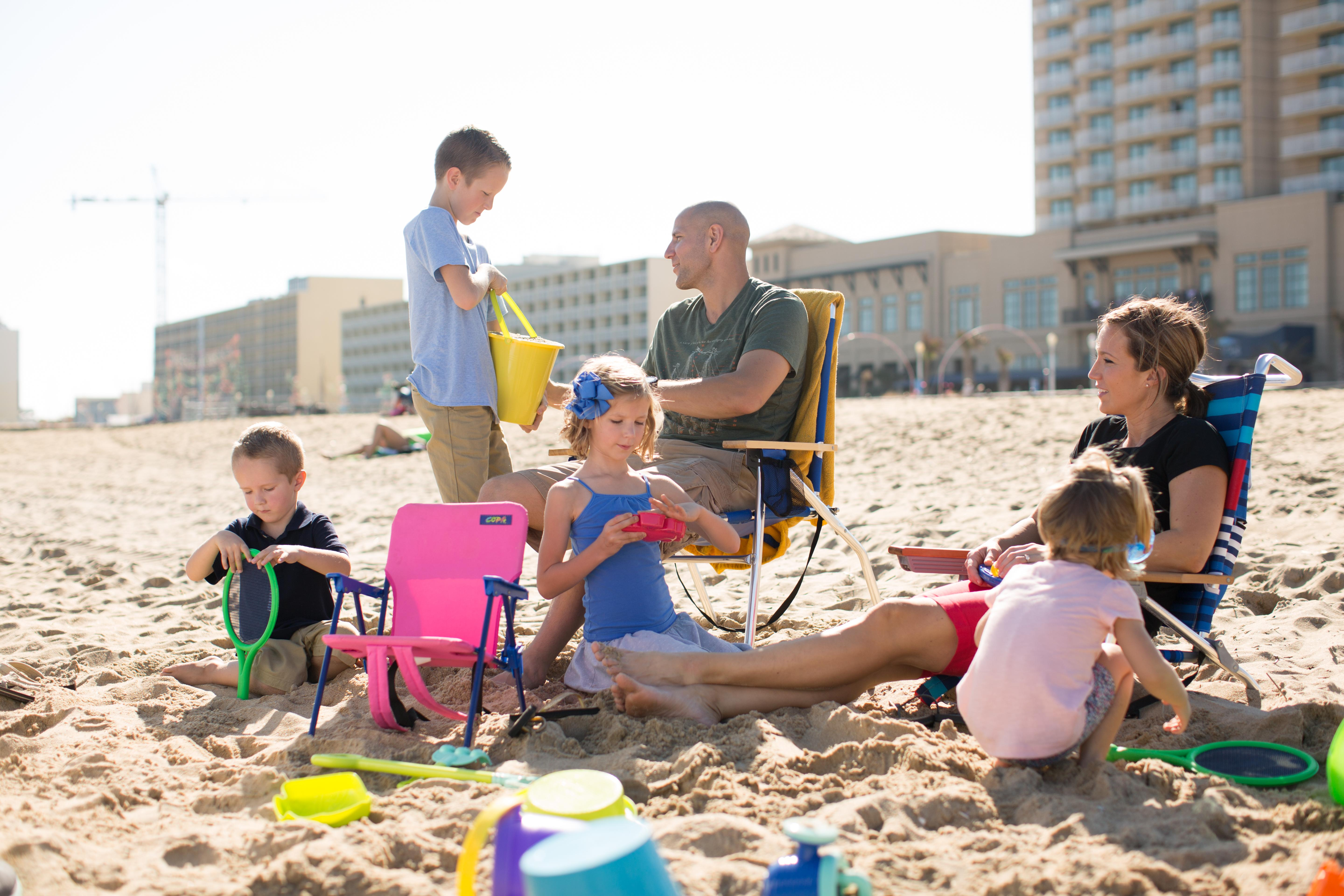 Set your GPS for Atlantic Avenue and get ready for a few days of blissfully slurping some beers and oysters, catching a few waves and cruising the boardwalk.(Image: Courtesy{ }Virginia Beach Convention & Visitors Bureau){ }