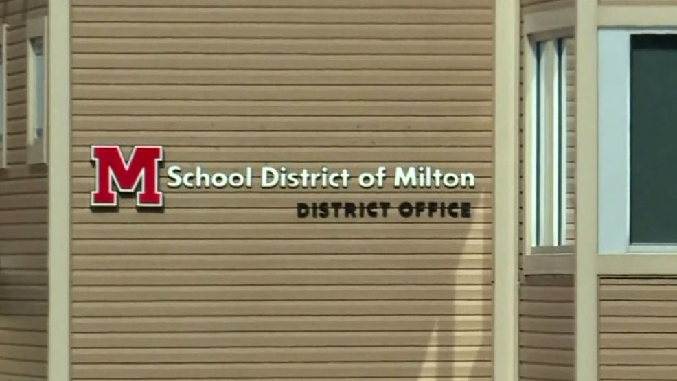 School District of Milton superintendent says he will resign