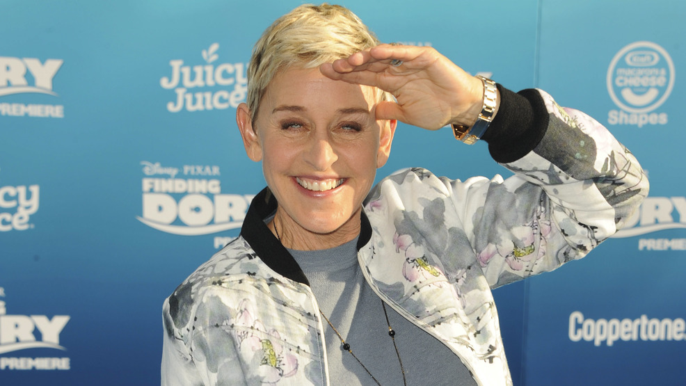 Ellen DeGeneres Gives Her Audience Million To Share WJLA - Ellen degeneres show car giveaway