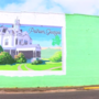 Residents hope new mural will 'bring good' to the city