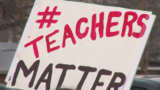 Two teachers join forces to fight for better funding